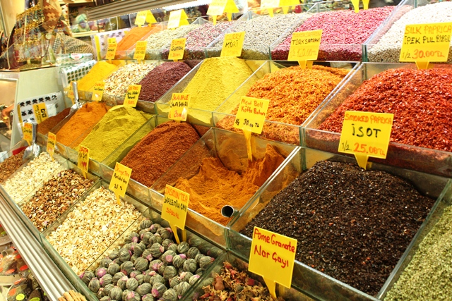 In An Effort To Decipher Turkish Cuisine Better, I Wanted To Put Together A  List Of Ingredients You Can Find In A Typical Turkish Kitchen.